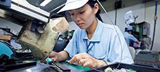 Tuyển 9 nữ lao động làm việc tại Fukushima lương thực nhận 156000 yên