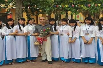 Trung tâm tư vấn du học Traum giao lưu vớihọc sinh trường THPT Long Châu Sa