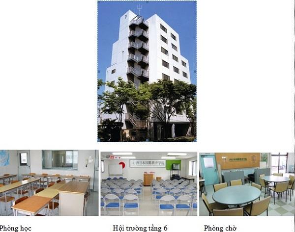trường nishihongo