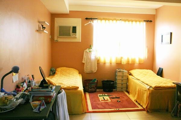 phòng trọ của du học sinh Nhật Bản