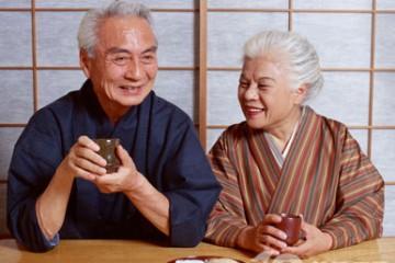 Bí quyết giúp người Nhật sống lâu