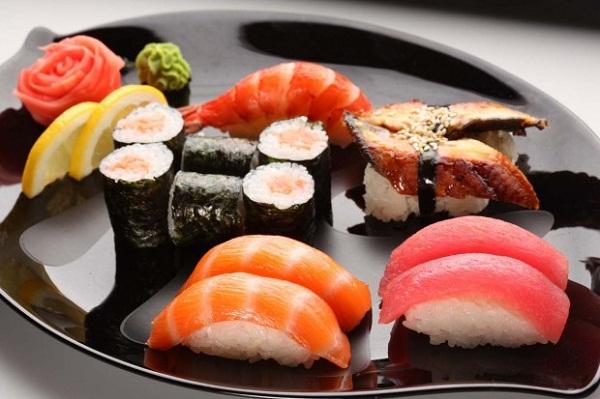 hướng dẫn làm sushi