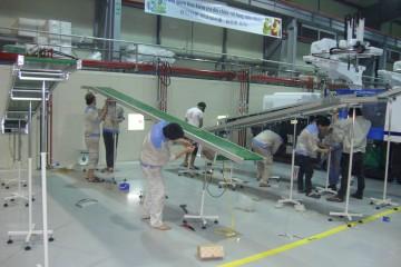 Tuyển 4 lao động nam làm đúc nhựa tại Hokkaido
