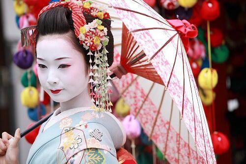 Geisha Nhật Bản một loại hình nghệ thuật độc đáo