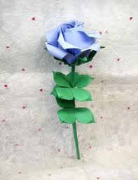 origami hoa hồng