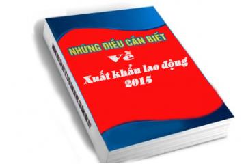 Hướng dẫn XKLD Nhật Bản 2016