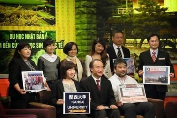 Tìm hiểu học bổng chính phủ Nhật Bản 2015