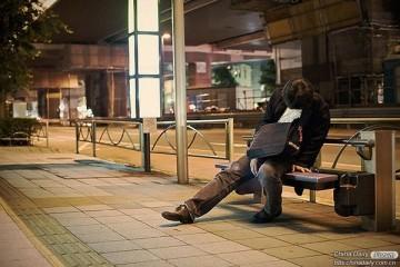Say xỉn là một tệ nạn ở Nhật Bản