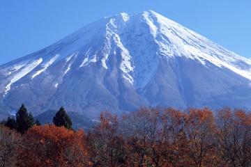 Núi Phú Sĩ – biểu tượng của đất nước Nhật Bản