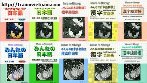 Giáo trình tiếng Nhật nào phù hợp với bạn nhất