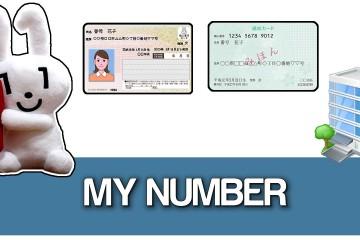 Cách sử dụng thẻ My Number tại Nhật Bản