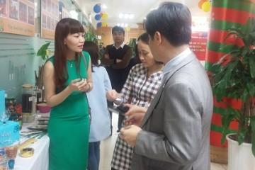 Traum Việt Nam tham gia hội thảo giao lưu với đoàn tham tán