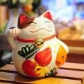 mèo vẫy tay ở Nhật Bản