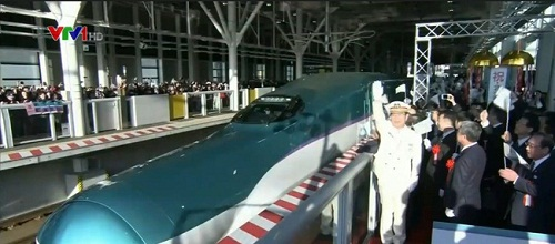 Bản tin tổng hợp Nhật Bản tuần 13: khai trương tàu điện ngầm tokyo hokkaido