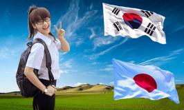 So sánh du học Hàn Quốc và du học Nhật Bản