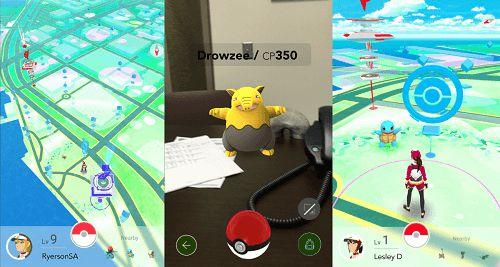 pokemon GO và du học sinh