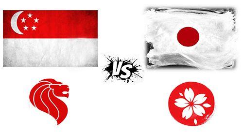 So sánh du học Nhật và du học singapore