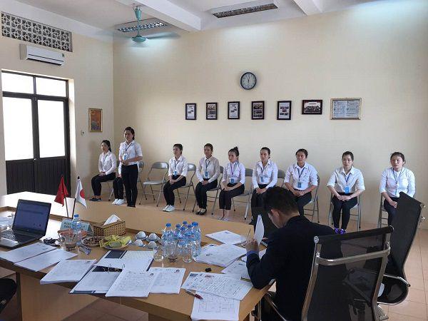 Phỏng vấn đơn hàng tuyển 120 nữ chế biến thực phẩm 20/12
