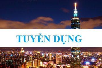 Tuyển dụng nhân viên phòng Đài Loan Traum Việt Nam