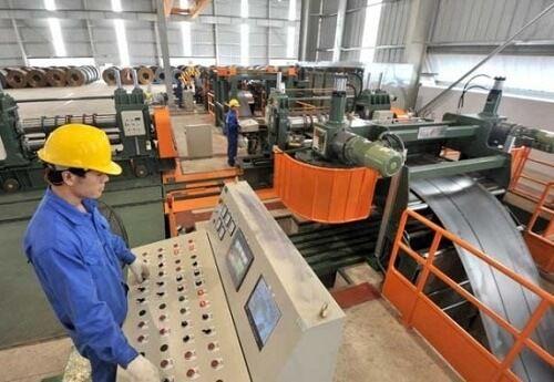 Tuyển 18 thực tập sinh làm dập ép kim loại tại Shizuoka pv 24/04