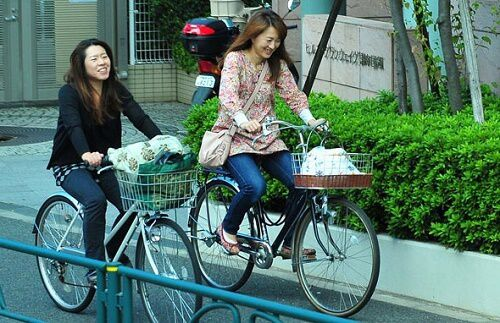 Bạn biết gì về xe đạp ở Nhật Bản