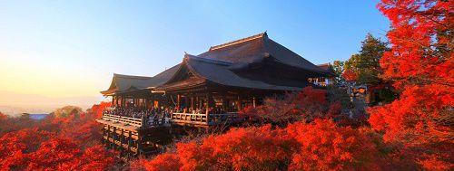 Đôi nét về thành phố Kyoto Nhật Bản