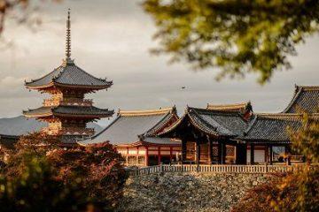Đôi nét về cố đô Kyoto Nhật Bản – công xưởng Kimono của Nhật