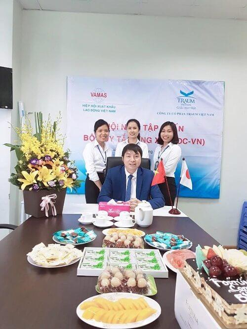 Một vài hình ảnh chào sinh Nhật Traum Việt Nam tròn 4 tuổi