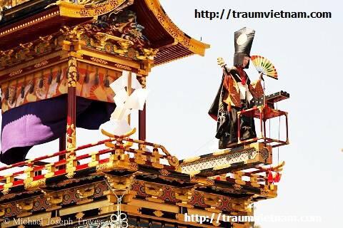 Lễ hỗi truyền thống Takayama (Gifu) - Một trong tam đại lễ hội ở Nhật Bản