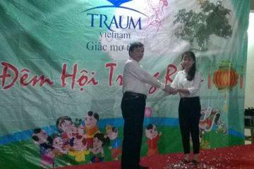Đêm hội trăng rằm 2017 Traum Việt Nam (mùa 3)