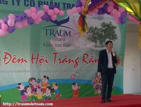 Ông Lê Như An - CT HĐQT Traum Việt Nam