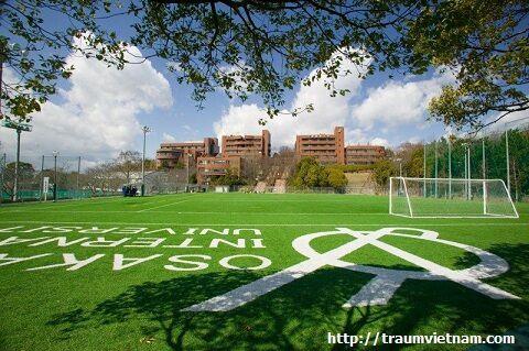 Du học cao học tại Nhật - Đại học quốc tế Osaka