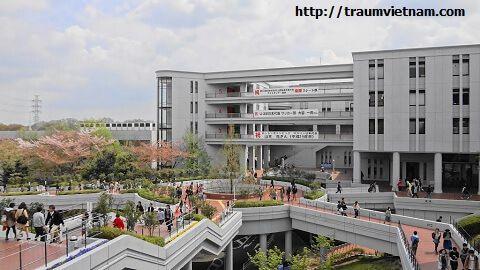 Du học cao học tại Nhật - Đại học Chuo (Tokyo)