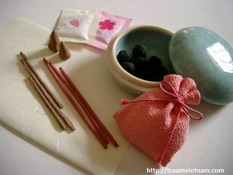 """Hương đạo Nhật Bản - thưởng hương là phải """"nghe"""" hương"""