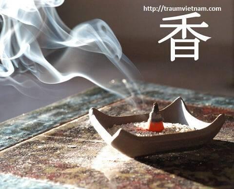 Hương đạo Nhật Bản - khiêm nhu, thanh tao nhưng độc đáo lạ kỳ