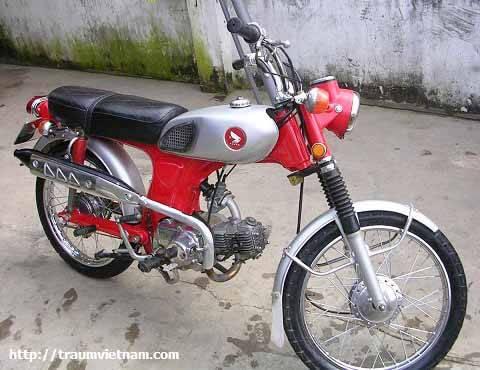 Honda 68 (SS50)