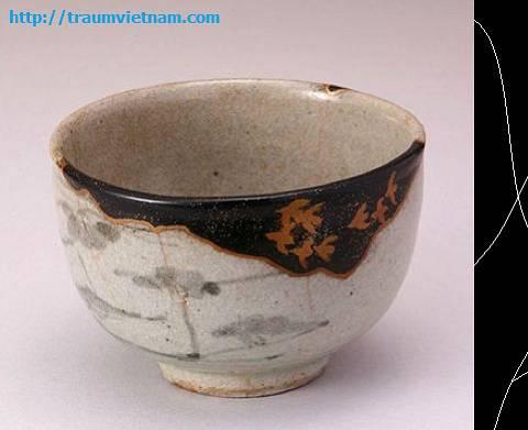 Kintsugi nghệ thuật ghép nối tạo nên vẻ đẹp độc tôn của gốm sứ