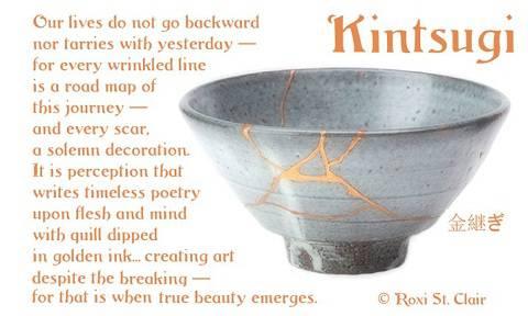Với Kintsugi - giá trị của các món đồ góm không chỉ được lưu giữ mà còn được nâng tầm