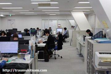 Văn hóa công sở trong công ty Nhật Bản