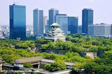 Tỉnh Osaka Nhật Bản – thủ đô ăn uống
