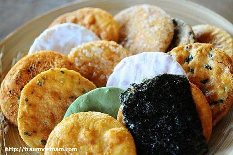 Bánh Senbei