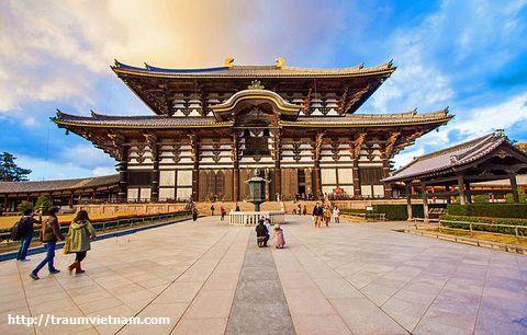 Chùa Horyu-ji
