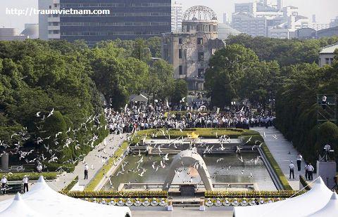 Công viên kỷ niệm hòa bình Hiroshima