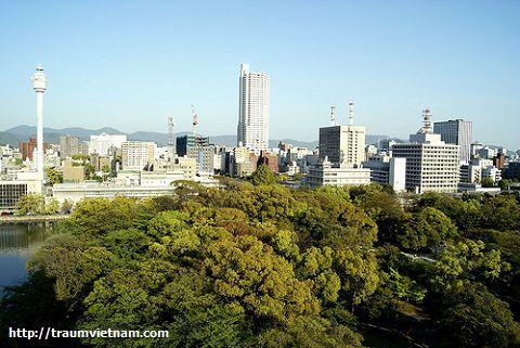 Đặc điểm kinh tế khu vựcHiroshima