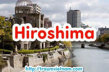 Danh sách những trường Nhật ngữ ở Hiroshima Nhật Bản