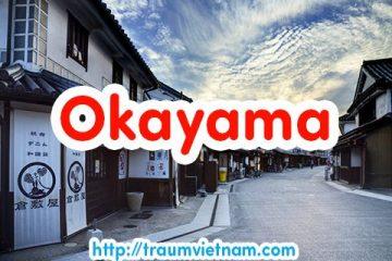 Danh sách những trường Nhật ngữ ở Okayama Nhật Bản