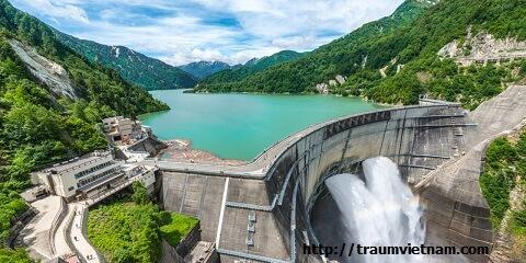 Đập thủy điện Kurobe