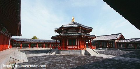 Đền Yakushi-ji