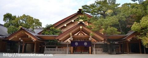 Đền thờ Atsuta Jingu