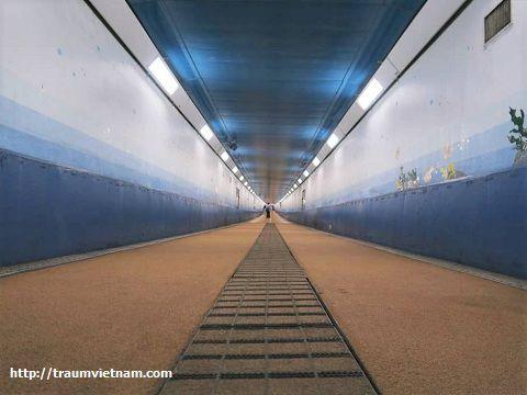 Đường hầmKanmon Tunnel Jindo
